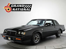 "Buick Grand National Poster with Logo - 24""W X 18""H"