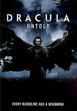Dracula Untold (DVD, 2015) Every Bloodline has a Beginning, Luke Evans