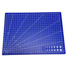 A4 Cutting New Craft Mat Printed Line Grid Scale Plate Knife Leather Paper Board