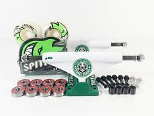 Theeve Lights Hill Starbucks 5.0 V3 CSX Trucks + Spitfire 53mm Bighead Wheels
