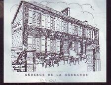 1987  --  PIRIOU  AUGERGE DE LA GUERANDE  U165