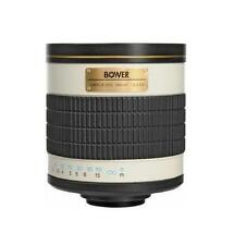 Bower 500mm f/6.3 Telephoto Lens for Olympus E-620 E-600 E-520 E-510 E-450 E-420