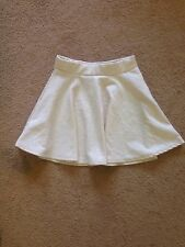 Hight Waist Circle Short Mini Skirt Urband outfit SZ 12 for junior,regular SZ Xs