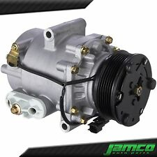 New AC Compressor with Clutch A/C for 2005 Chevrolet Equinox 3.4L 19130559