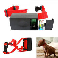 Anti Bark No Barking Shock Control Training Collar for Small Medium Size Dog