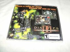 Disciples Sacred Lands (PC, 1999) Game / (New and Sealed)