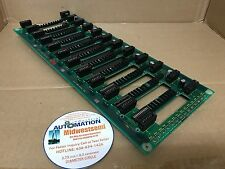6637804CI BAILEY BACKPANEL ASSY FOR CHASSIS PCB CIRCUIT BOARD 12 SLOT NEXTDAYAIR