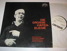 LP/HERWIG SEEBÖCK/DIE GROSSE HÄFENELEGIE/Quodlibet QU 30-2
