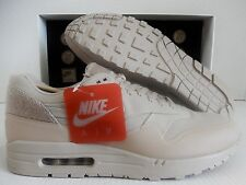 "NIKE MEN AIR MAX 1 V SP ""PATCHES"" SAND-SAND SZ 8 [704901-200]"