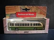 Trolley Bus Chile Diecast 1:72 New in Box 1960 Metal IXO