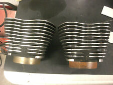 Harley Davidson Twin Cam Jugs 16593-99 Front and Rear. Chopper Bobber 1699