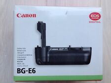 Genuine Canon BG-E6 Battery Grip Canon EOS 5D Mark II 2 Mk2
