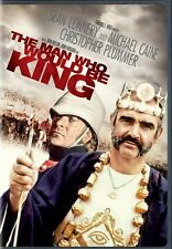 THE MAN WHO WOULD BE KING New Sealed DVD Sean Connery