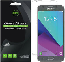 [6-Pack] Dmax Armor Anti-Glare Matte Screen Protector Samsung Galaxy J3 Emerge