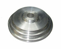 RDGTOOLS SMALL 3 STEP DRIVE PULLEY FOR UNIMAT SL 1000 / DB200 WATCHMAKING LATHE