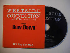 WESTSIDE CONNECTION : BOW DOWN ( EXTRA CLEAN RADIO ) ♦ CD SINGLE PORT GRATUIT ♦