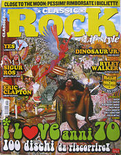 CLASSIC ROCK 45 2016 Eric Clapton Robert Calvert George Harrison David Bowie Yes
