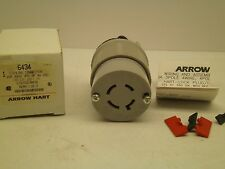 NEW! ARROW HART AH6434 20A 480V 3PH BD FREE SHIPPING!