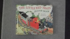 The Little Red Train Jigsaw Book  ISBN 0-091-89315-1  2003  Ages 6-10