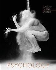 Psychology by Daniel M. Wegner, Daniel L. Schacter and Daniel T. Gilbert (2007,