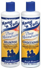 Mane 'n Tail Deep Moisturizing Shampoo & Conditioner Twin Pack 12 OZ