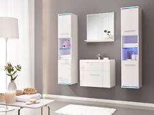 Badmöbel Badmöbelset Dill Waschbecken Waschtisch hochglanz C03 Badezimmermöbel