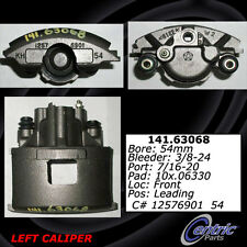 Centric Parts 141.63067 Front Right Rebuilt Brake Caliper With Hardware