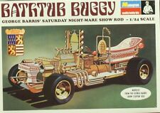 Monogram 1:24 Bathtub Buggy George Barris Saturday Night Mare Show Rod Kit #6744
