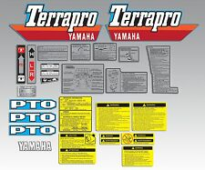 YAMAHA TERRAPRO YFP350 COMPLETE DECAL GRAPHIC KIT