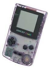 Nintendo Gameboy Color - Atomic Purple (Used and cleaned, working perfect!)