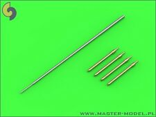 MiG 19 PM PITOT TUBE AND MISSILE RAILS NOSE PARTS #48094 1/48 MASTER BRAND NEW