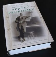 Sergey Prokofiev: DIARIES 1915-1923: BEHIND THE MASK 1st Edition Hardcover