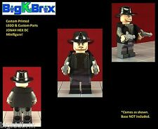 JONAH HEX DC Custom Printed LEGO & Custom Parts Minifigure