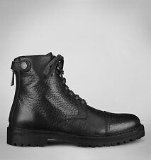 Belstaff Black Military Barrington Boot Sz 10 Men's **Sold-Out**Hard to Find**