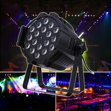 270W RGBW LED DJ Disco Stage Lighting PAR64 DMX512 Party Show Xmas Wash Light US