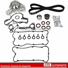 Timing Belt Water Pump Valve Cover Gasket Kit Mitsubishi & Dodge DOHC 6G72 6G72T