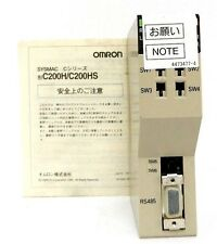 NIB OMRON C200H-LK401 SYSMAC INTERFACE MODULE PC LINK UNIT C200HLK401