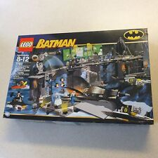 Lego Batman Batcave The Penguin & Mr. Freeze's Invasion 7783 Sealed Minifigures