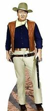 John Wayne Rifle Gun Western Movie Lifesize Standup Cardboard Cutout 495