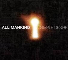 Simple Desire von All Mankind (2012) , DigiPack   /   Wie Neu