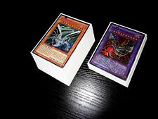 Yugioh Complete Malefic Deck Cyber End Dragon Stardust Rainbow Truth Paradox!!!!
