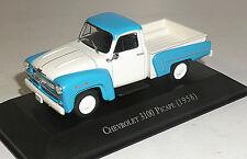 1/43 CHEVROLET 3100 PICAPE (1958)