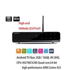 Himedia Q10 Pro High End UltraHD Android TV Box: 3D 4K 2G/16G Dual WiFi &HDD Bay