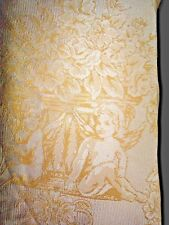 2 JCP Home Collection CHERUBS angels Drapes / Curtains angels victorian