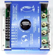 PWM 125 Amp Controller for Electric Radiator Fans, Cool Down Timer, Made in USA