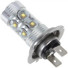 White Light H7 50W 12V 10 CREE LEDs Car Parking / Turn / Tail Light