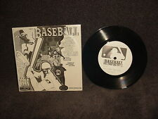 "Baseball Memories The First 100 Years 33 1/3"" RPM Record"