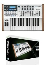 ARTURIA KEYLAB 25 Tastiera/Synth MIDI Tasti Semi-Pesati, MIDI In/Out, Usb, Pitch