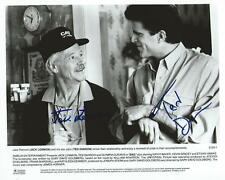 Jack Lemmon Ted Danson Signed 8x10 Photo Picture with COA autographed Pic