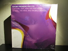 New Adobe Premiere Pro CS3 Video Editing Software Retail Full Version Windows